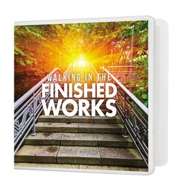 Walking in the Finished Works - 3 CD Series