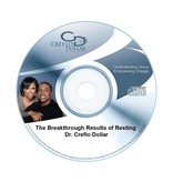 The Breakthrough Results of Resting - CD Single