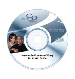 How to Be Free from Worry - CD SIngle
