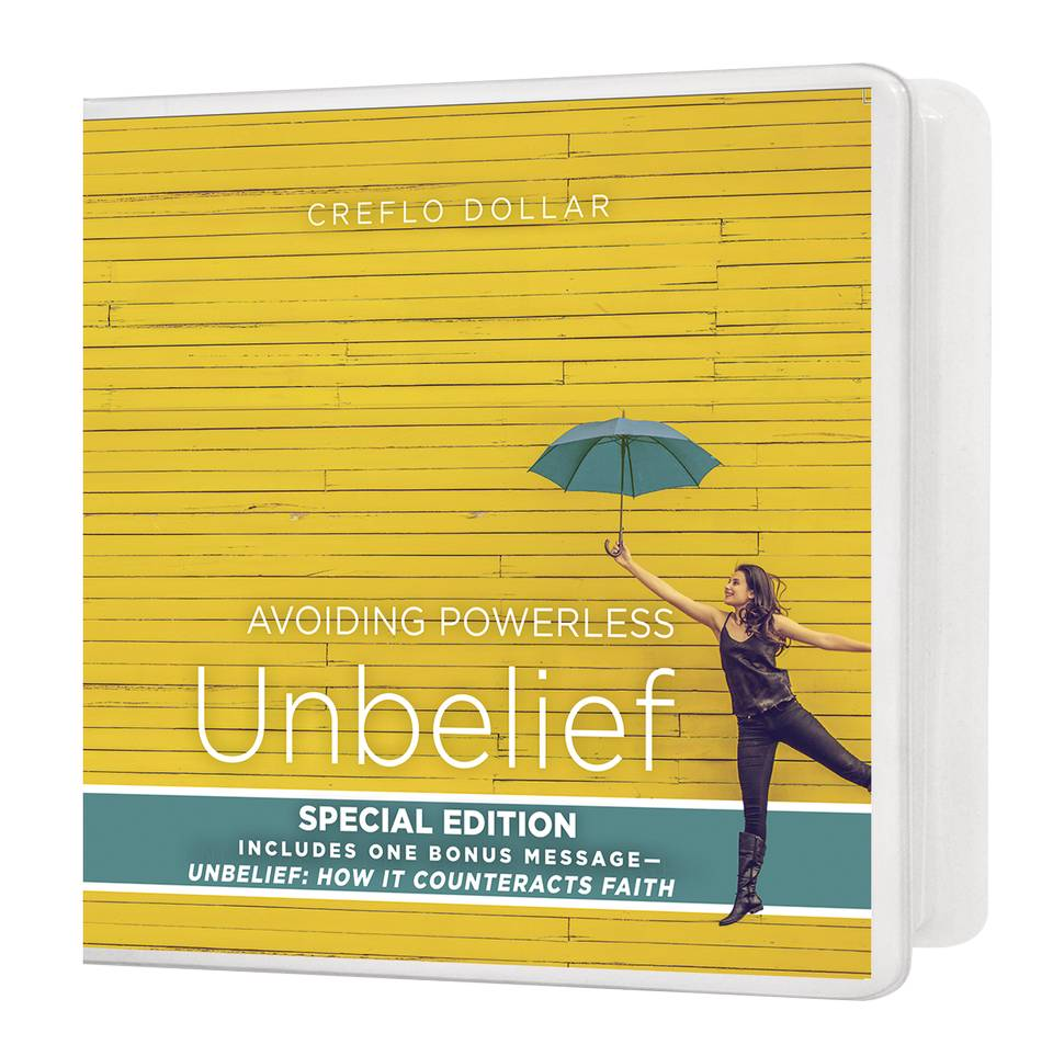 Avoiding Powerless Unbelief: Special Edition - 5 CD Series