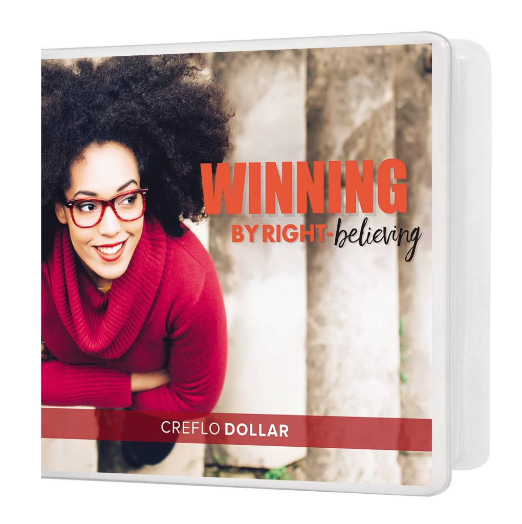 Winning By Right Believing - 5 DVD Series