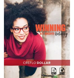 Winning By Right Believing - MP3/4 USB Series
