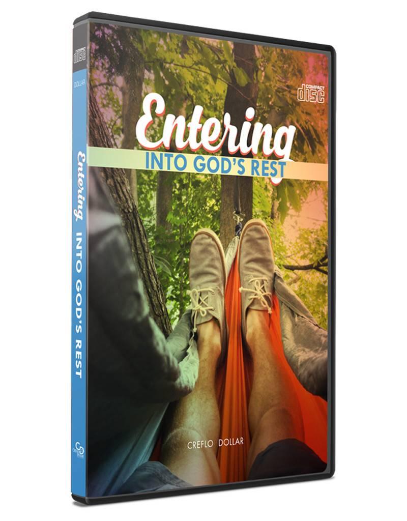 Entering Into God's Rest- 3 DVD Series