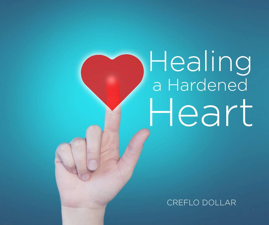 Healing a Hardened Heart - 4 CD Series
