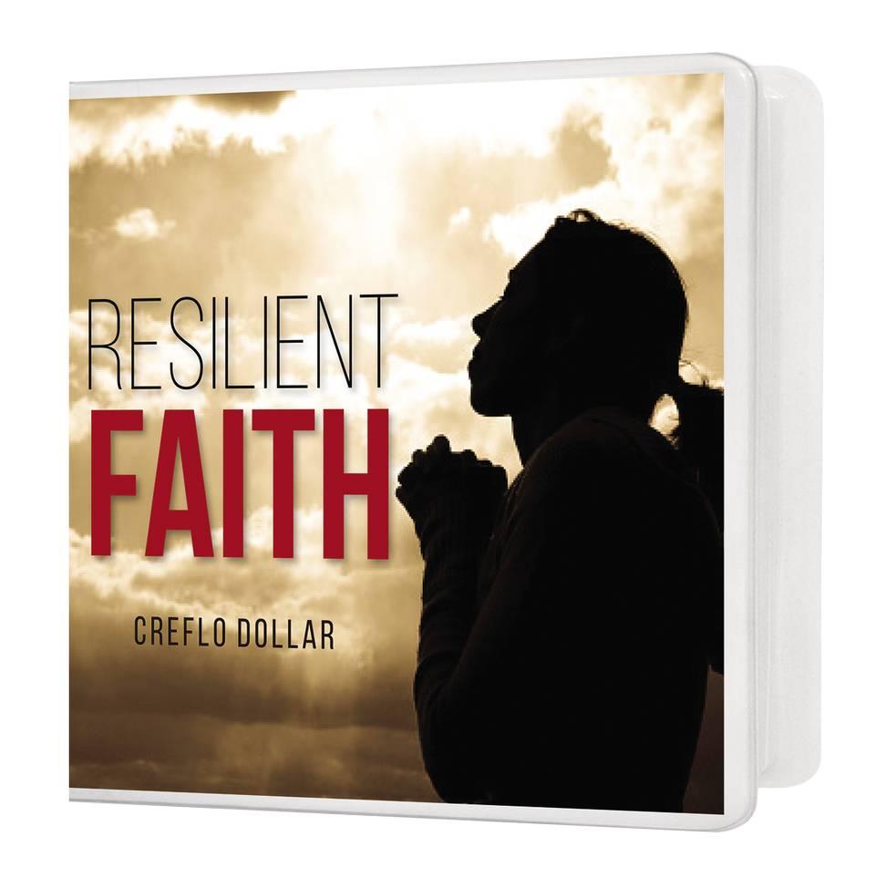 Resilient Faith - 4 CD Series