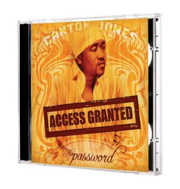 Canton Jones - The Password: Access Granted