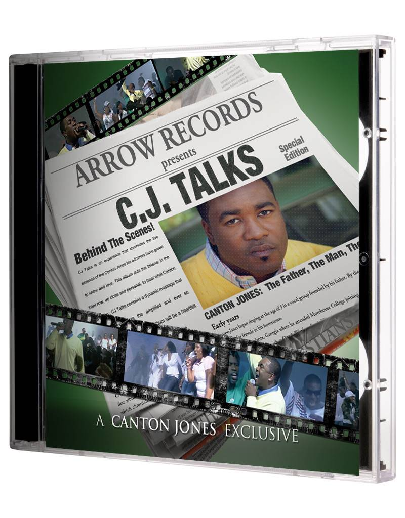 Canton Jones - C.J. TALKS: Special Edition