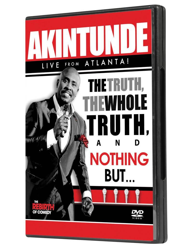 Akintunde: Live From Atlanta