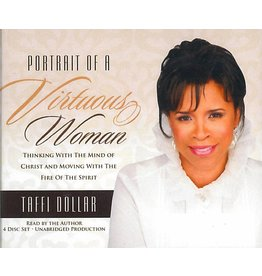 Taffi Dollar - Portrait of a Virtuous Woman - Audiobook CD