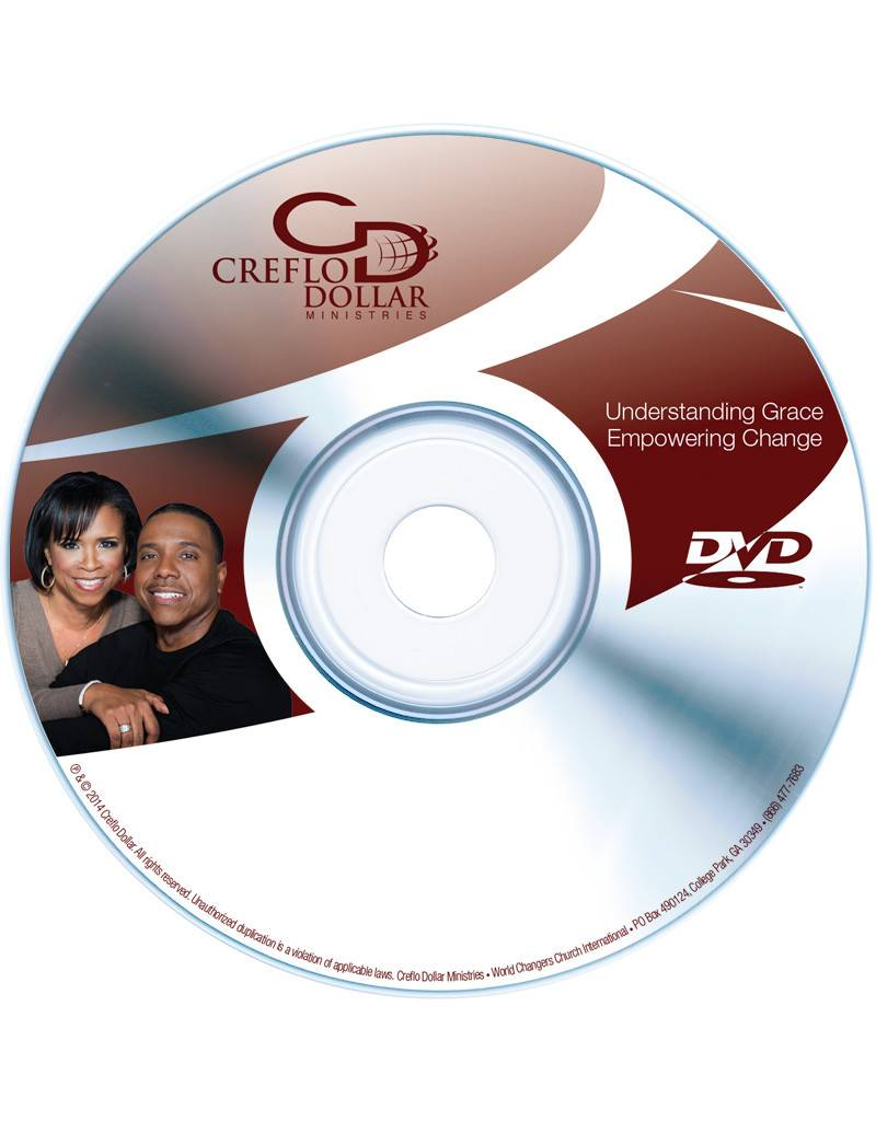 Transformed Into His Image DVD