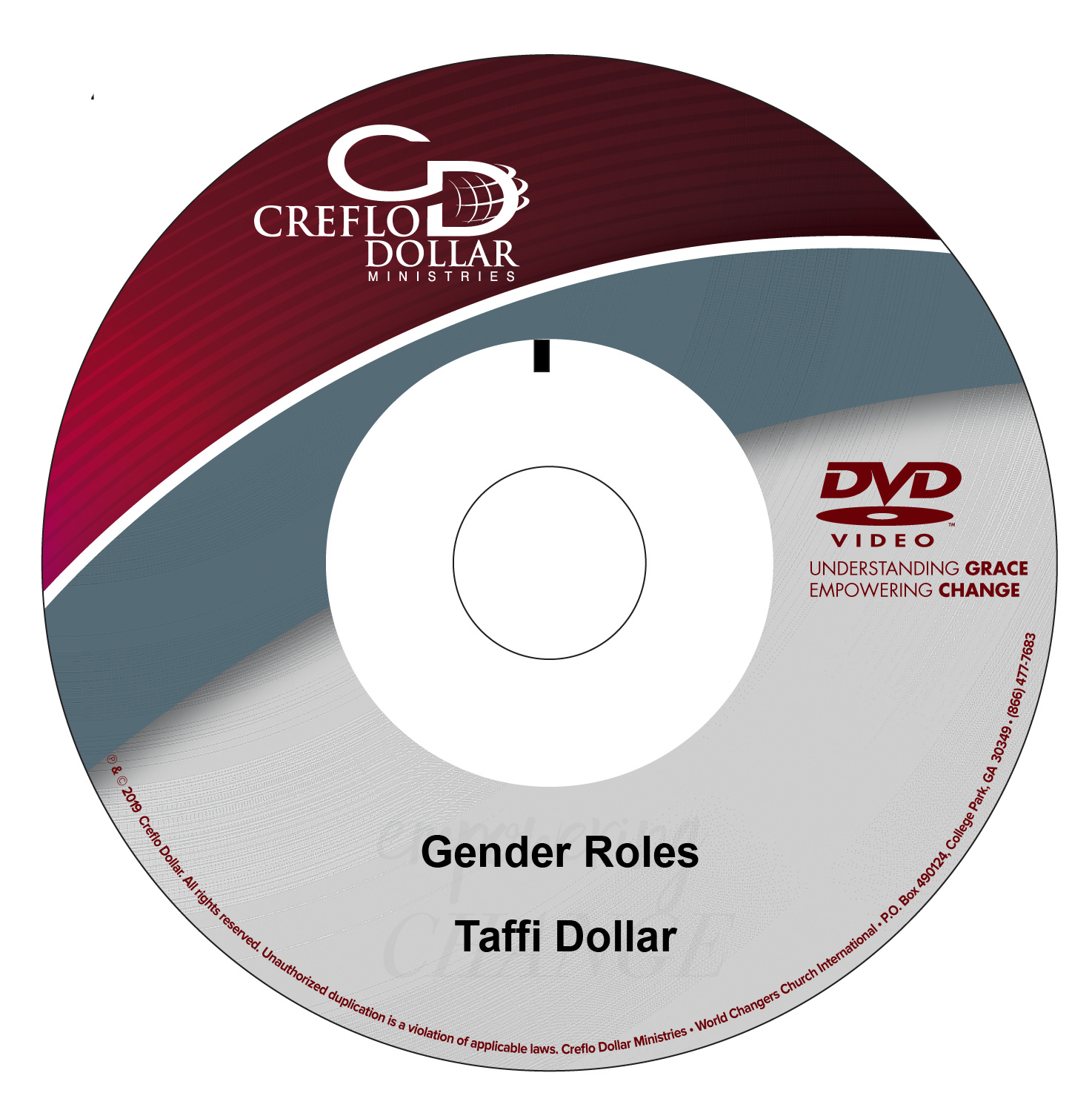 Gender Roles DVD Single