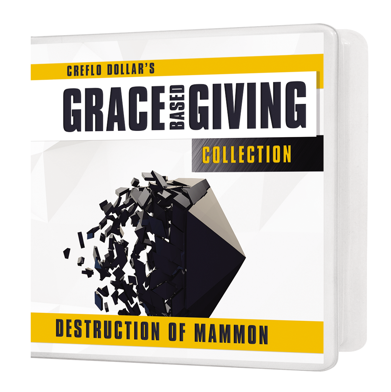 Grace-Based Giving Collection: Destruction of Mammon - 20 Message Series