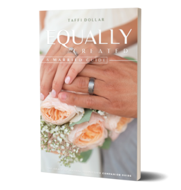 Grace of Mutual Submission Companion Guide: Equally Created - A Married Guide