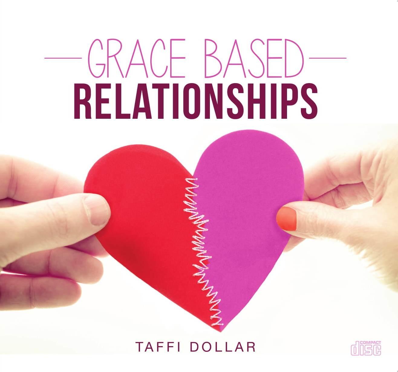 Grace Based Relationships - 3 CD Series