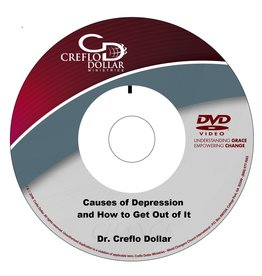 Causes of Depression and How to Get Out of It - DVD Single