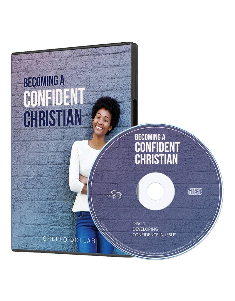 Becoming A Confident Christian 2 CD Series