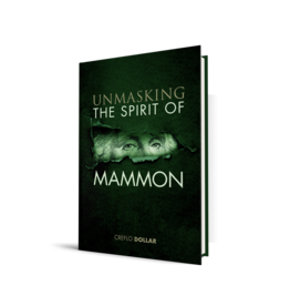 Unmasking the Spirit of Mammon Book