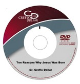 Ten Reasons Why Jesus Was Born - DVD Single