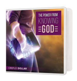The Power from Knowing God - 5 Message Series