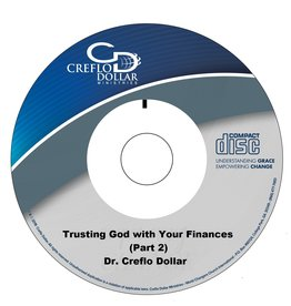Trusting God with Your Finances (Part 2) - CD Single