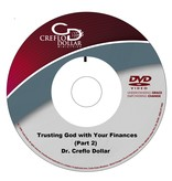 Trusting God with Your Finances (Part 2) - DVD Single