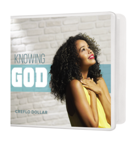 Knowing God - 3 Message Series