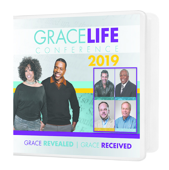 2019 Grace Life Conference - 25 Message Series