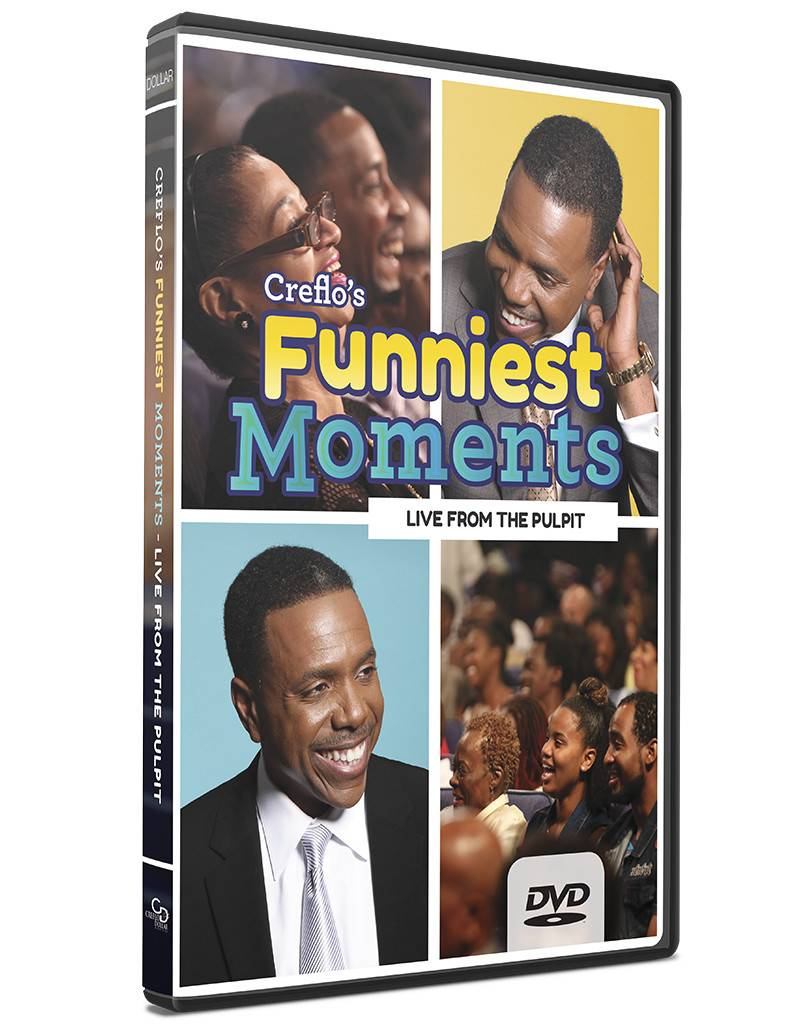 Creflo's Funniest Moments DVD