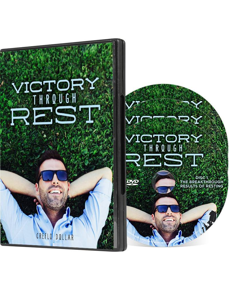 Victory Through Rest-3 CD Series