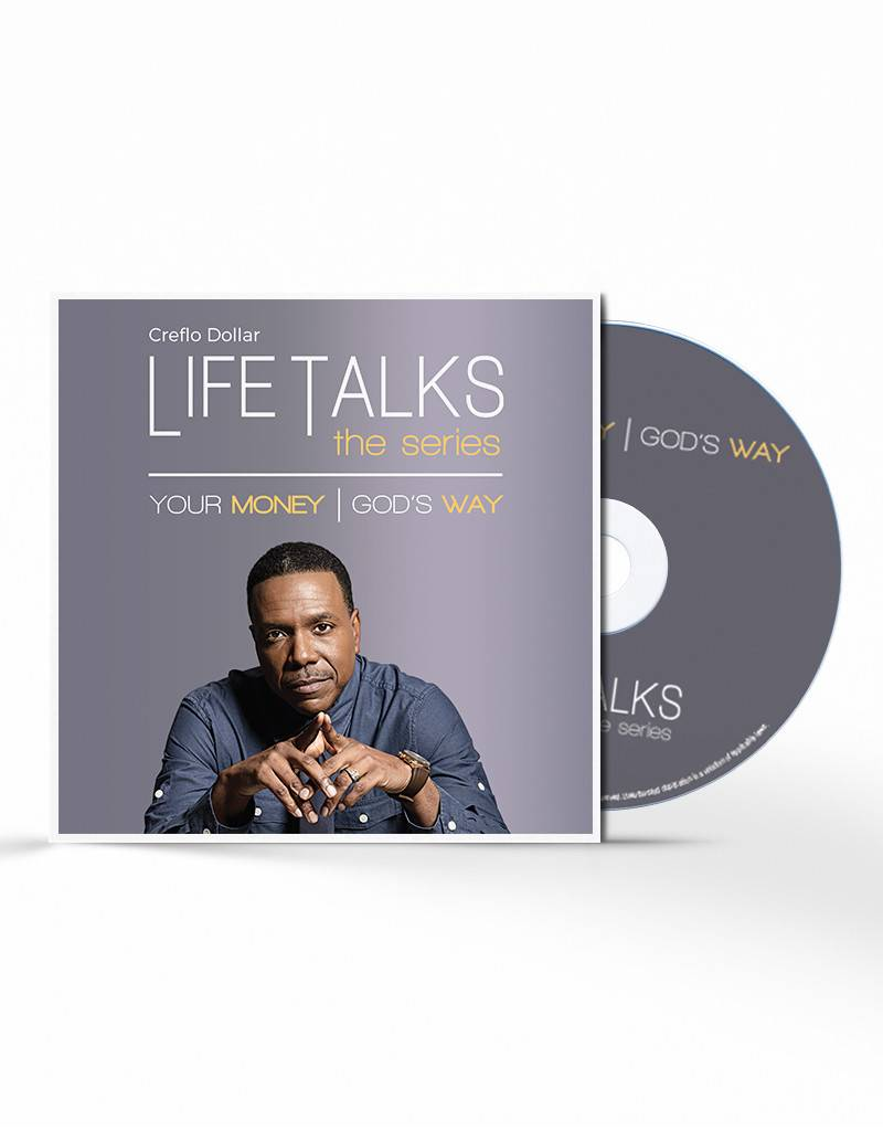 Life Talks Your Money God's Way CD