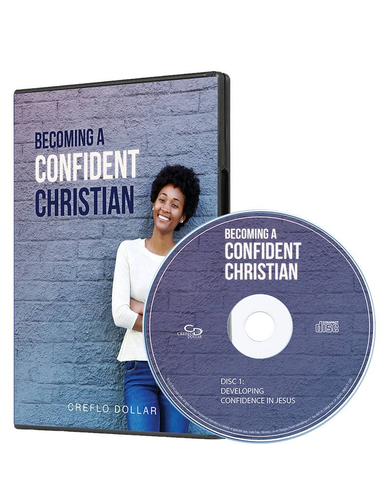 Becoming A Confident Christian- 2 DVD Series