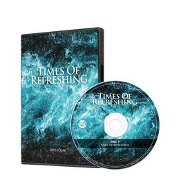 Times of Refreshing- 4 CD Series
