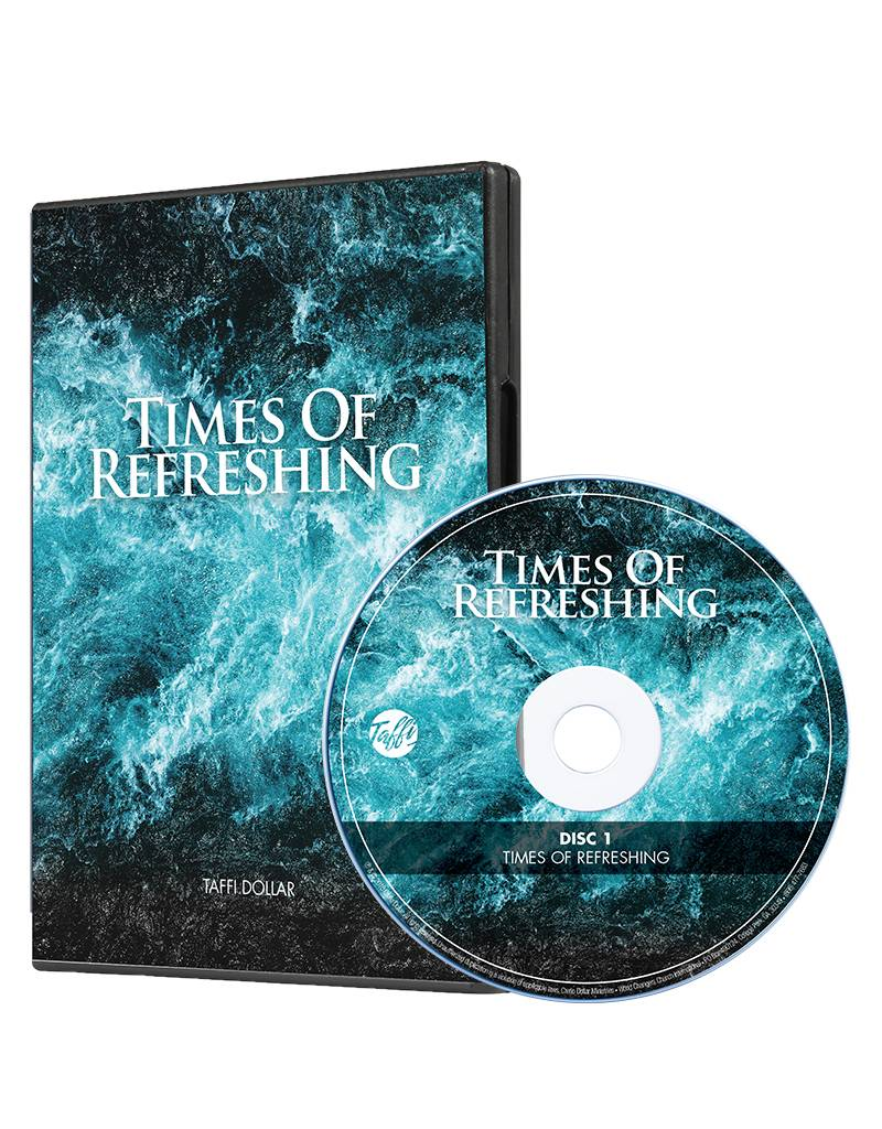 Times of Refreshing- 4 CD Series