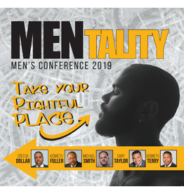 2019 MENtality Men's Conference - 5 Message Series