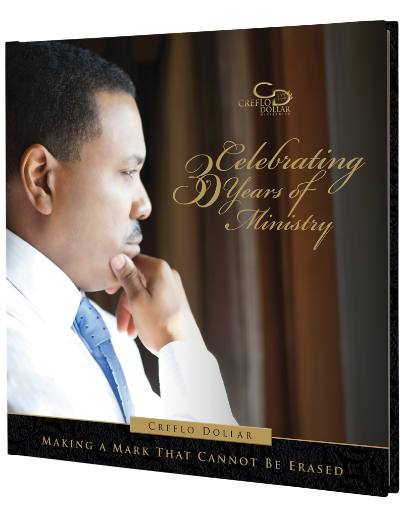 Celebrating 30 Years of Ministry: Making a Mark That Cannot Be Erased   Commemorative Book