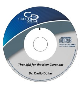 Thankful for the New Covenant - Single Message