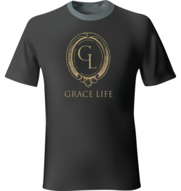 Grace Life T-Shirt - Black