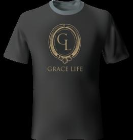 Grace Life T-Shirt - Black
