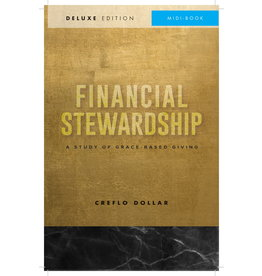 Financial Stewardship (Deluxe Edition) - A Study of Grace-Based Giving - Book