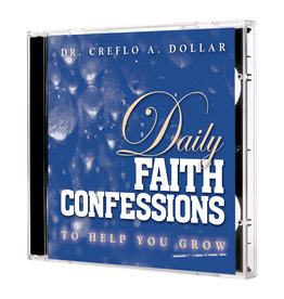 Daily Faith Confessions - CD