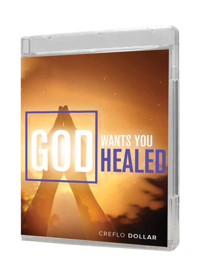 God Wants You Healed - 3 Message Series