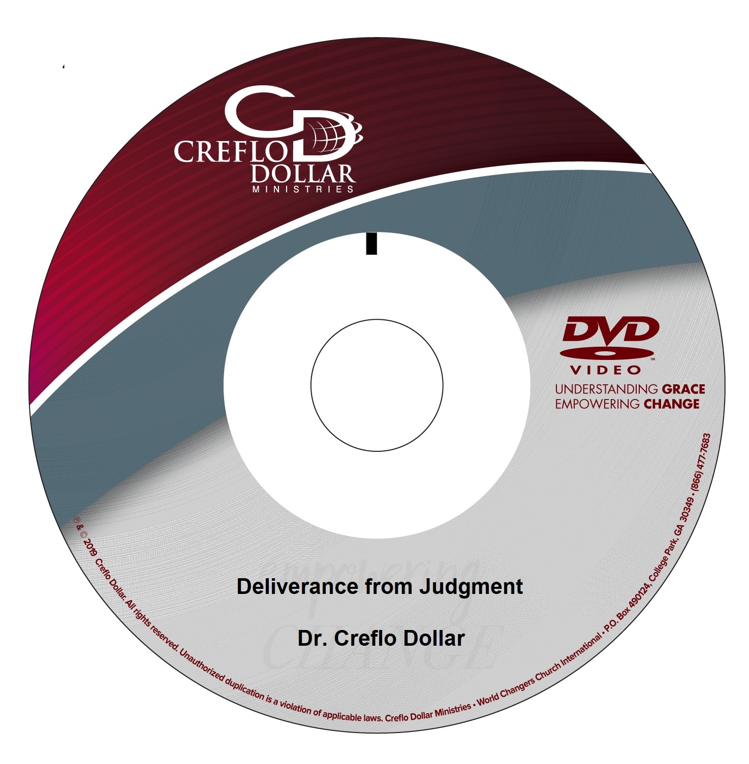 Deliverance from Judgment - Single Message