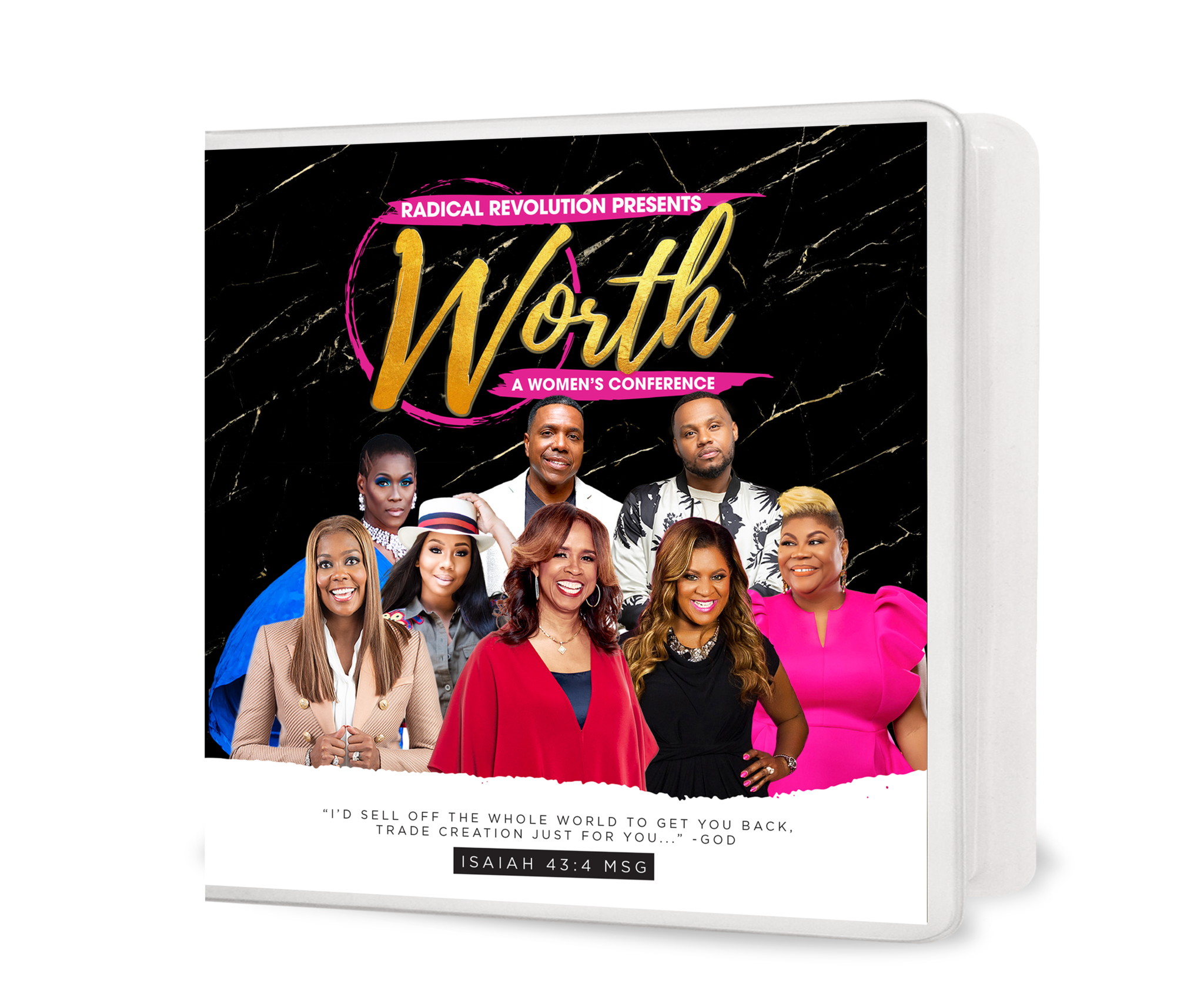 Radical Revolution Presents: 2020 Worth Women's Conference - 11 Message Series