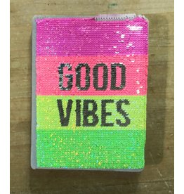 RWM20 Journal Neon Sequin Good Vibes Activity