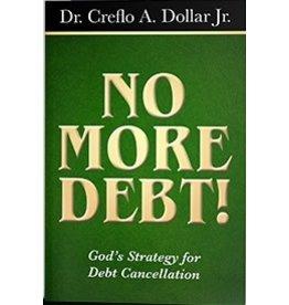 No More Debt - Book