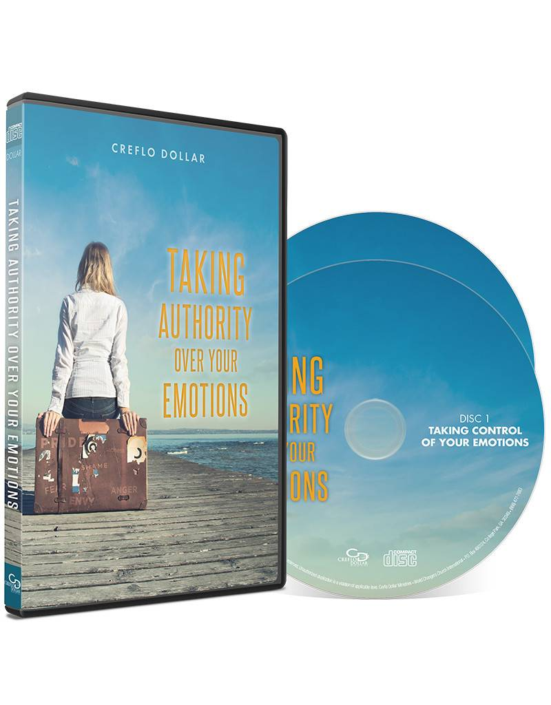 Taking Authority Over Your Emotions - 2 CD Series