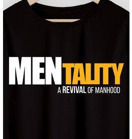 Mentality Black Long Sleeve T-Shirt