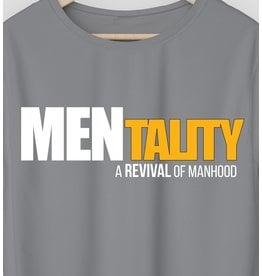 Mentality Gray Long Sleeve T-Shirt