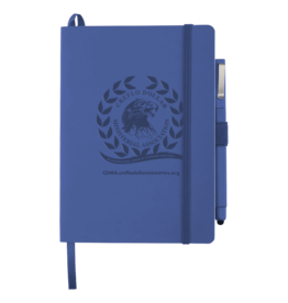 CDMA Journal and Pen - Set (Blue)