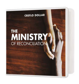 The Ministry of Reconciliation - 3 Message Series